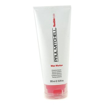 Paul Mitchell Flexible Style Wax Works (Extreme Texture)