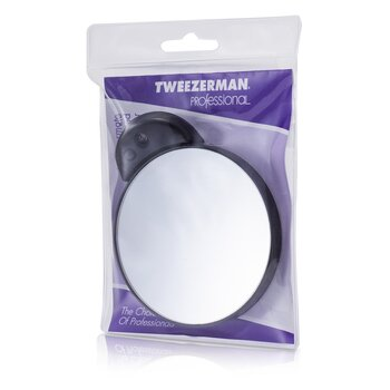 Tweezerman Professional TweezerMate 10X Lighted Mirror