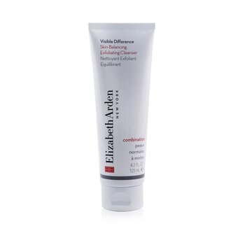 Elizabeth Arden Visible Difference Skin Balancing Exfoliating Cleanser (Combination Skin)