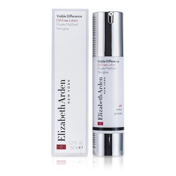 Elizabeth Arden Visible Difference Oil-Free Lotion (Oily Skin)