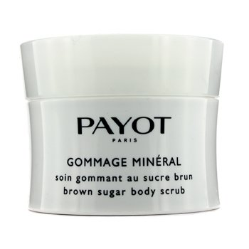 Payot Gommage Mineral Brown Sugar Body Scrub