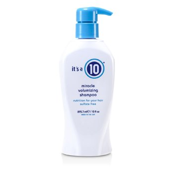 Its A 10 Miracle Volumizing Shampoo