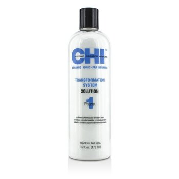 CHI Transformation System Phase 1 - Solution Formula B (For Colored/Chemically Treated Hair)