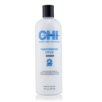 Transformation System Phase 2 - Bonder Formula B (For Colored/Chemically Treated Hair)