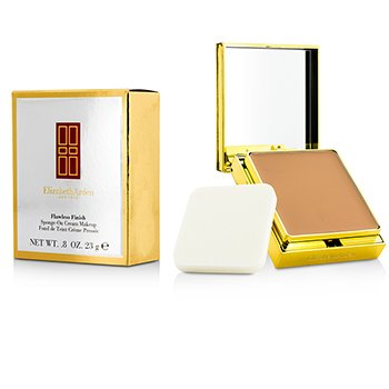 Elizabeth Arden Flawless Finish Sponge On Cream Makeup (Golden Case) - 52 Bronzed Beige II