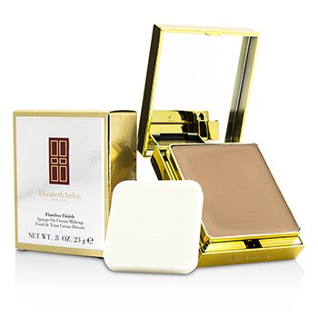 Elizabeth Arden Flawless Finish Sponge On Cream Makeup (Golden Case) - 50 Softly Beige II