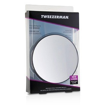 TweezerMate - 12X Magnification Personal Mirror