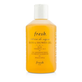 Fresh Citron De Vigne Bath & Shower Gel