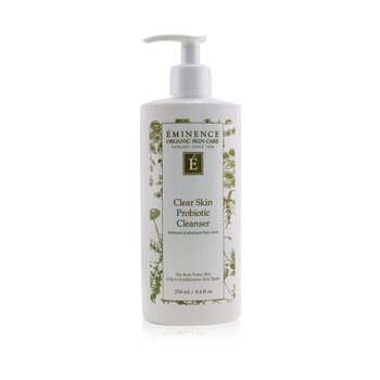 Eminence Clear Skin Probiotic Cleanser - For Acne Prone Skin