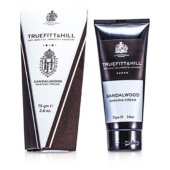 Truefitt & Hill Sandalwood Shaving Cream (Travel Tube)