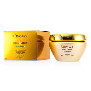 Kerastase Elixir Ultime Oleo-Complexe Beautifying Oil Masque (For All Hair Types)