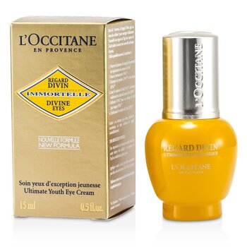 LOccitane Immortelle Divine Eyes Ultimate Youth Eye Cream