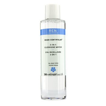 Ren Rosa Centifolia 3-In-1 Cleansing Water (All Skin Types)