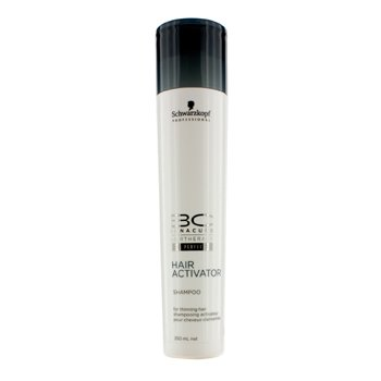 Schwarzkopf BC Hair Activator Shampoo (For Thinning Hair)
