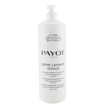 Payot Le Corps Creme Lavante Douce - Cleansing & Nourishing Body Care (Salon Size)