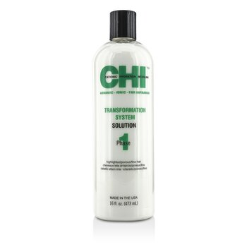Transformation System Phase 1 - Solution Formula C (For Highlighted/Porous/Fine Hair)