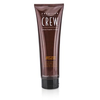 American Crew Men Light Hold Styling Gel (Non-Flaking Gel)