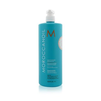 Moroccanoil Smoothing Shampoo (For Unruly and Frizzy Hair)