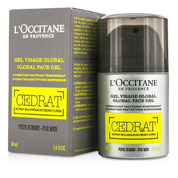 LOccitane Cedrat Global Face Gel