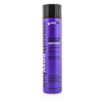 Sexy Hair Concepts Smooth Sexy Hair Sulfate-Free Smoothing Conditioner (Anti-Frizz)