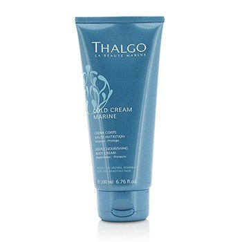 Thalgo Cold Cream Marine Deeply Nourishing Body Cream - For Very Dry, Sensitive Skin