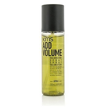 KMS California Add Volume Volumizing Spray (Buildable Volume and Fullness)