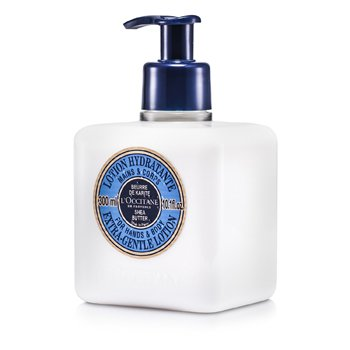 LOccitane Shea Butter Extra Gentle Lotion for Hands & Body
