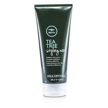Paul Mitchell Tea Tree Styling Wax (Definition and Control)