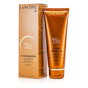 Lancome Flash Bronzer Self-Tanning Gel (Legs)