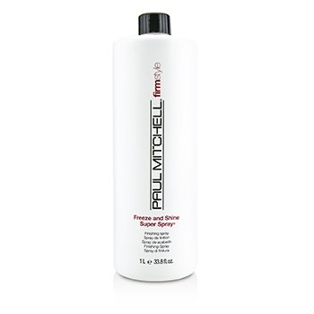 Paul Mitchell Firm Style Freeze and Shine Super Spray (Finishing Spray)