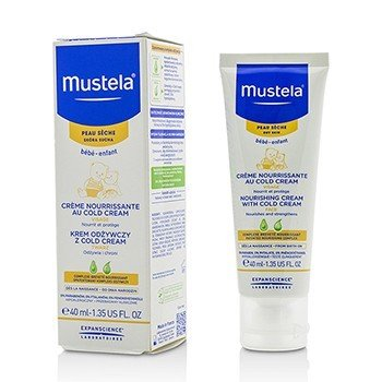 Mustela Nourishing Cream With Cold Cream