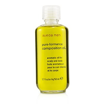 Aveda Men Pure-Formance Composition Aromatic Oil (For Scalp, Hair and Body)