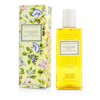 Crabtree & Evelyn Summer Hill Bath & Shower Gel
