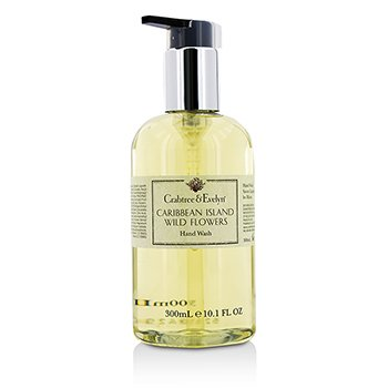 Crabtree & Evelyn Caribbean Island Wild Flowers Hand Wash