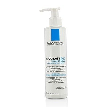 La Roche Posay Cicaplast Lavant B5 Purifying Soothing Foaming Gel