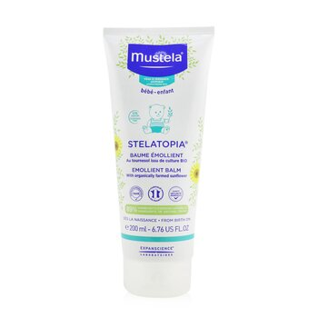 Mustela Stelatopia Emollient Balm - For Atopic-Prone Skin