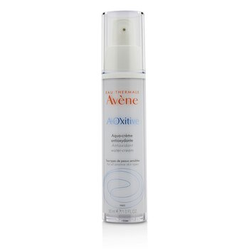 Avene A-OXitive Antioxidant Water-Cream - For All Sensitive Skin