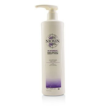 Nioxin 3D Intensive Deep Protect Density Mask (Anti-Breakage Strengthening Treatment)