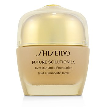 Shiseido Future Solution LX Total Radiance Foundation SPF15 - # Rose 3