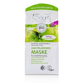 Lavera Organic Mint Purifying Mask