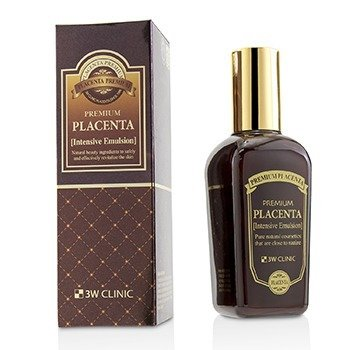 3W Clinic Premium Placenta Intensive Emulsion