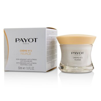 Payot Creme No 2 Nuage Anti-Redness Anti-Stress Soothing Care