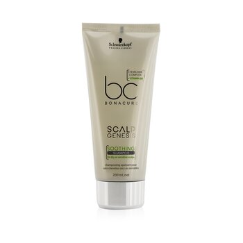 Schwarzkopf BC Bonacure Scalp Genesis Soothing Shampoo (For Dry or Sensitive Scalps)