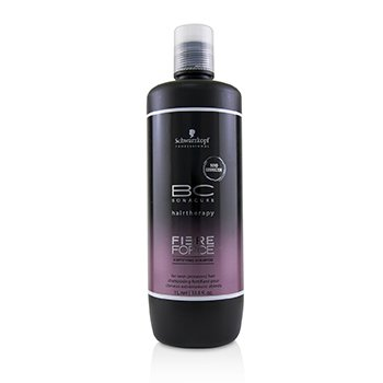 Schwarzkopf BC Bonacure Fibre Force Fortifying Shampoo (For Over-Processed Hair)