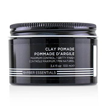Redken Brews Clay Pomade (Maximum Control / Gritty Finish)