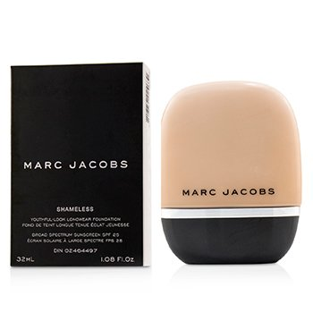 Marc Jacobs Shameless Youthful Look 24 H Foundation SPF25 - # Light R230