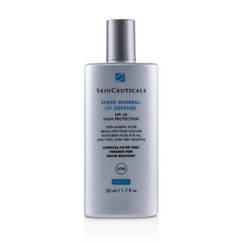 Skin Ceuticals Protect Sheer Mineral UV Defense SPF 50
