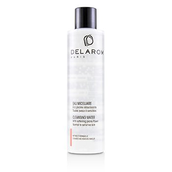 DELAROM Cleansing Water - For Normal to Sensitive Skin