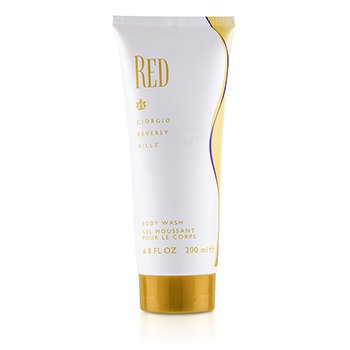 Red Body Wash