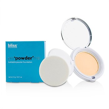 Bliss Empowder Me Buildable Powder Foundation - # Ivory